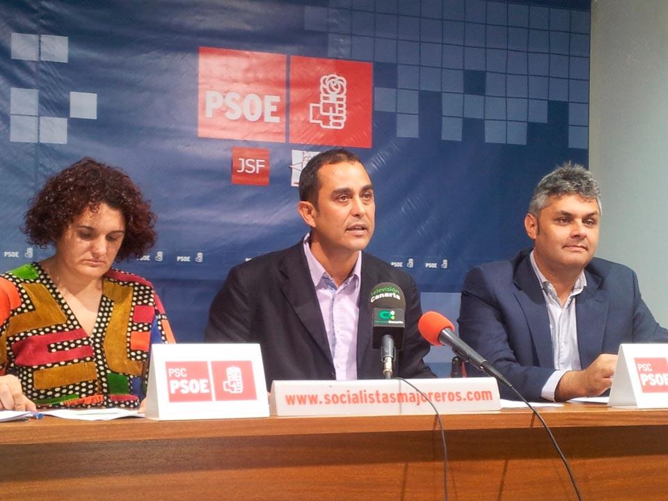 El comité Insular PSOE Fuerteventura