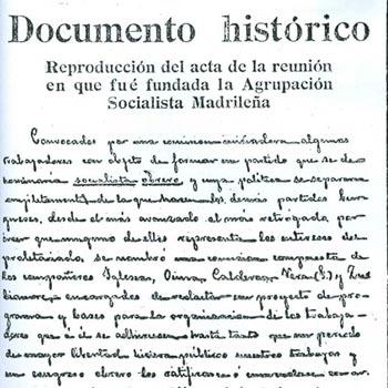 PSOE-Acta-de-reunión-de-fundación-de-partido-socialista-350