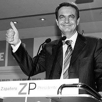 PSOE - José Luis Rodríguez Zapatero