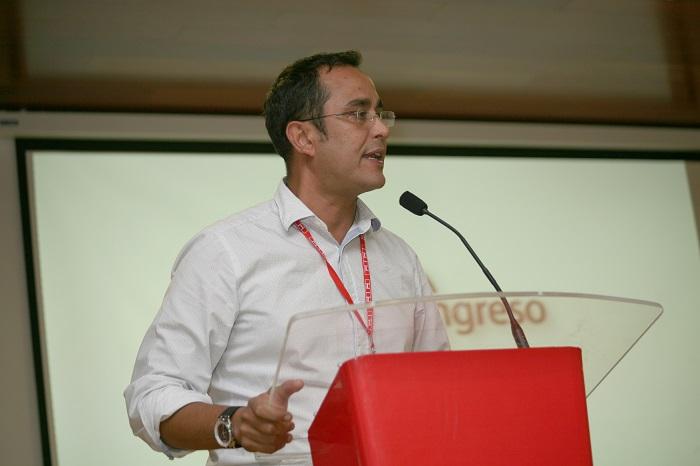 Blas Acosta, Secretario General