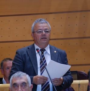 Domingo Fuentes exige al Gobierno la cancelación definitiva de los permisos de Repsol en Canarias