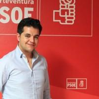 El PSOE designa a Taishet Fuentes candidato al Senado