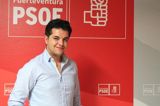 Taishet Fuentes Gutierrez; elegido candidato socialista al municipio de Antigua.