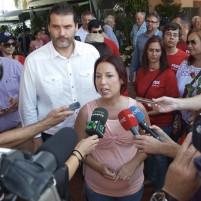 """Patricia Hernández: """"O Rajoy no se entera o hace adrede lo que no le interesa a los canarios y las canarias"""""""