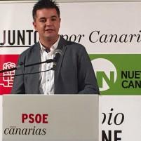 Taishet Fuentes (PSOE-NC) apuesta por los planes de regeneración turística como motor de desarrollo