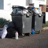 El Grupo Municipal Socialista exige al Grupo de Gobierno del Ayuntamiento de Tuineje celeridad en la limpieza y la recogida de basura de los distintos pueblos del municipio