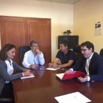 Lavandera y Cabrera confirman la apertura en 2017 del centro de atención a las urgencias de Gran Tarajal
