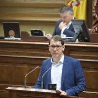 Lavandera pide valentía a los diputados de CC y PP para apoyar la enmienda del PSOE de 4 millones para el hospital