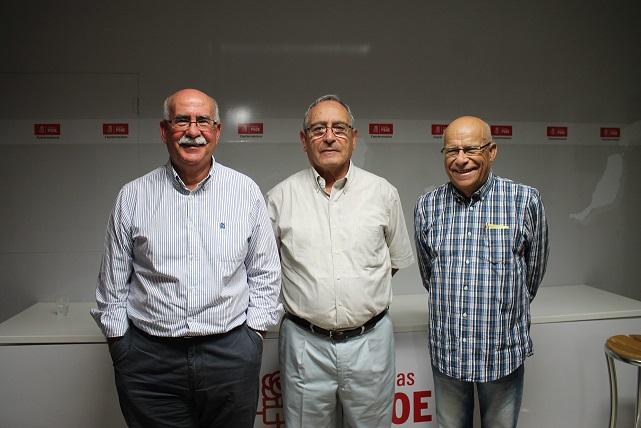 El 9º Congreso rinde homenaje a los fundadores del PSOE en Fuerteventura hace 40 años
