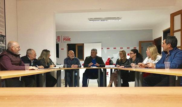 Comisión Ejecutiva Municipal de Puerto del Rosarioweb