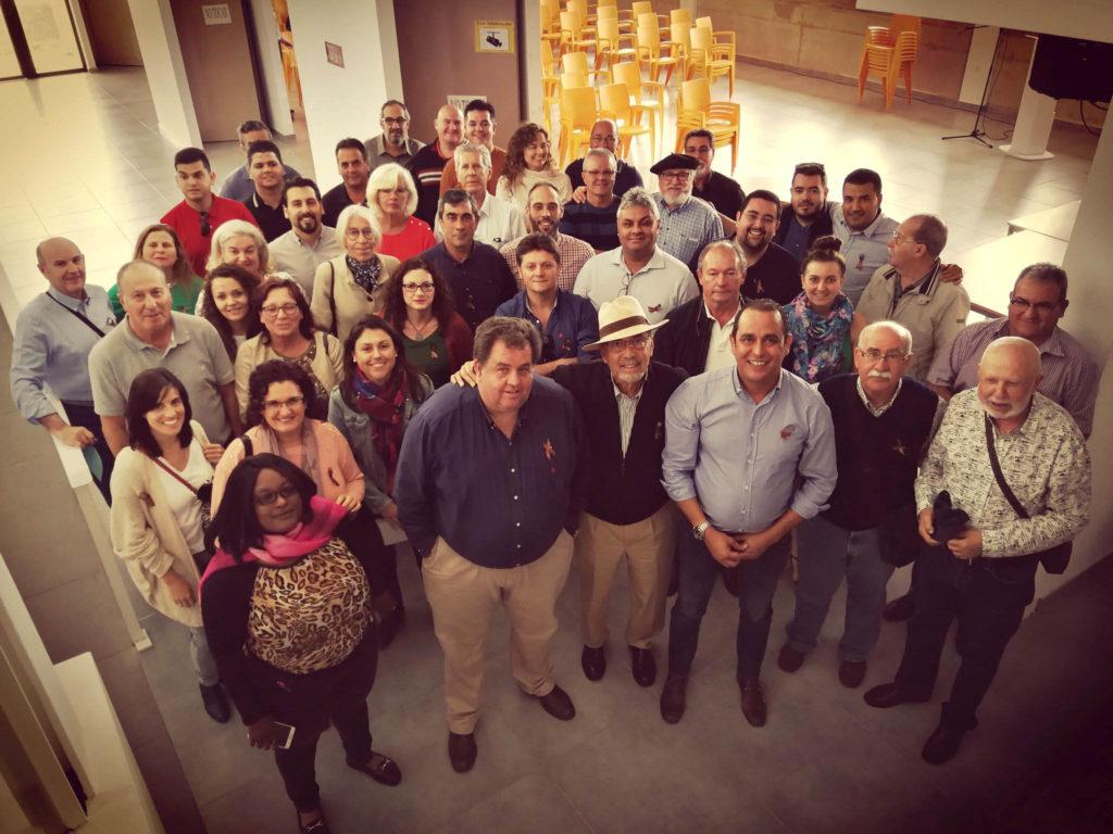 El PSOE Fuerteventura califica de éxito la celebración de su Comité Insular