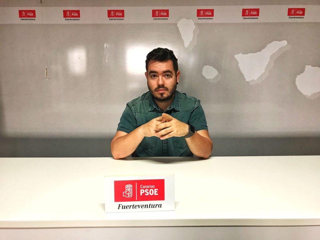 El albergue de Tefía acoge este sábado la celebración del Congreso Nacional de las Juventudes Socialistas de Canarias