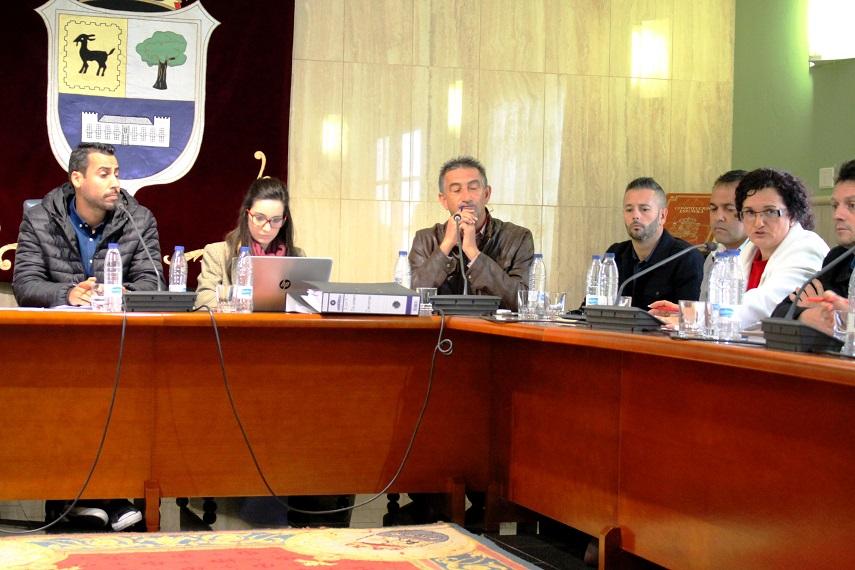 El Ayuntamiento acepta la propuesta del PSOE La Oliva de declarar Sitio de Interés Científico el Saladar de Bristol